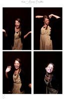 Coulter Wedding Photo Booth